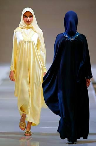 Muslim clothing and hijab for women