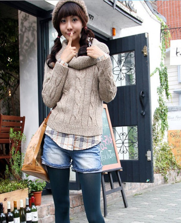 Sweater Korean Fashion Knit Wear For Winter 2011 | sodirmumtaz