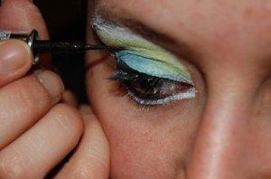 Scene makeup