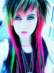 Emo Hair Styles New Look Sodirmumtaz