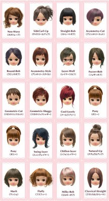 Japanese Girls Hairstyle Gallery | Japanese Female hairstyle Ideas ...
