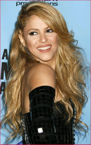 Shakira Hairstyles Sodirmumtaz