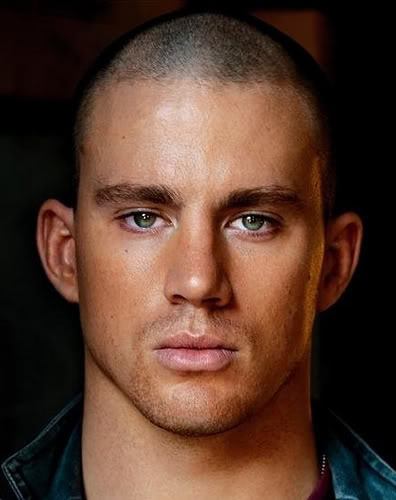 New Channing Tatum Crew Cut Hairstyle Sodirmumtaz