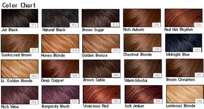 Loreal color chart sodirmumtaz loreal color chart urmus Choice Image