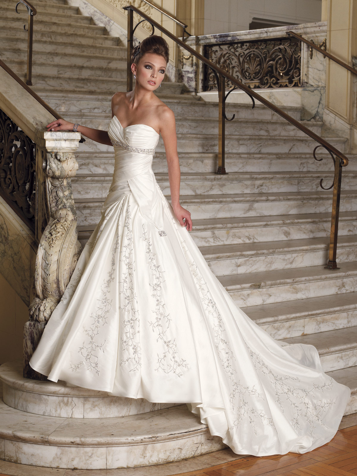 The Beautiful Bride Wedding Dress 75