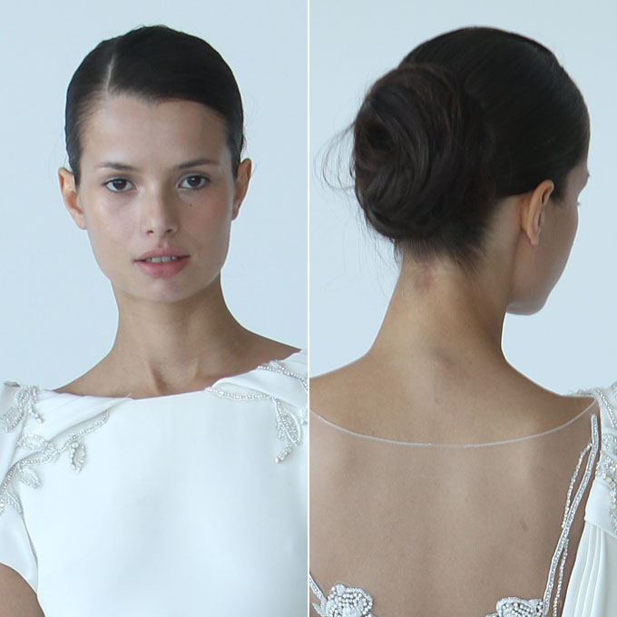bridal hairstyles from the fall catwalk 2012 sodirmumtaz